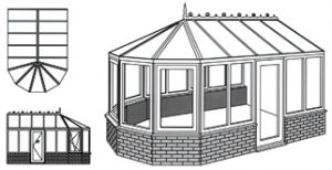 foundations for conservatories
